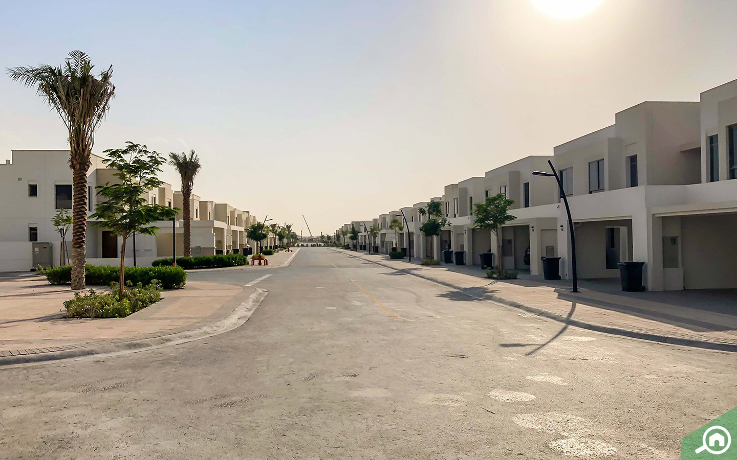 townhouses in Town Square