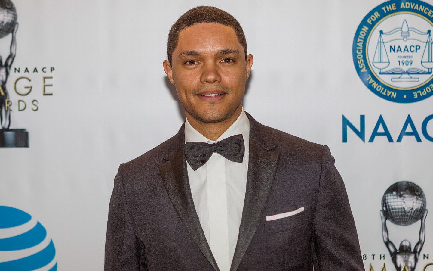 Image of Trevor Noah, who will be performing in Abu Dhabi in 2019
