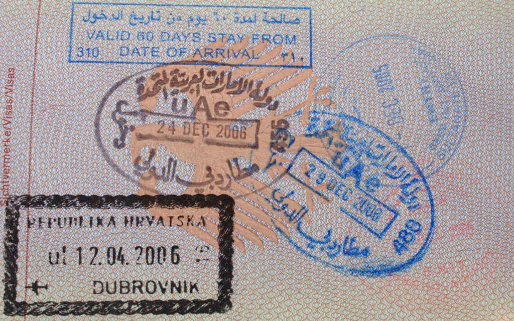 خطوات إجراء استعلام عن تاشيرة الامارات ودبي إلكترونيا ماي بيوت