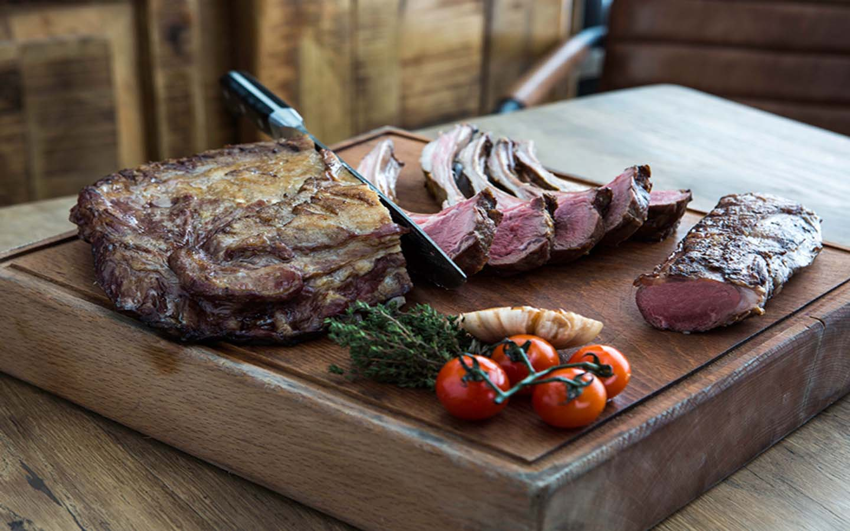 Butcha steak at Dubai city walk