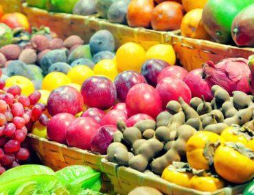 فاكهة وخضار طازج