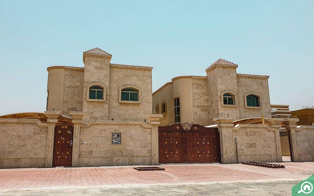 villas in Al Rawda