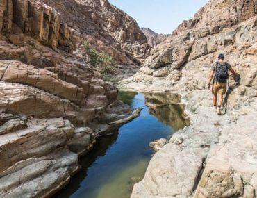 Wadi Shawka pools RAK