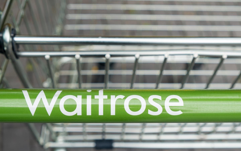 Waitrose supermarket in Dubai
