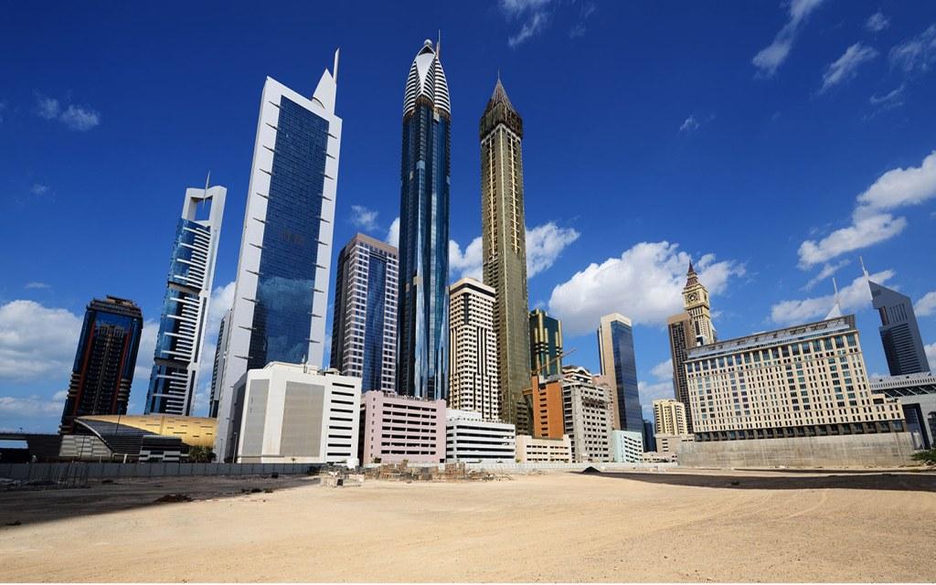 مركز دبي التجاري العالمي