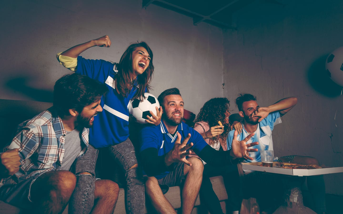 Get access to live screenings of the FIFA 2018 World Cup at the theatre.