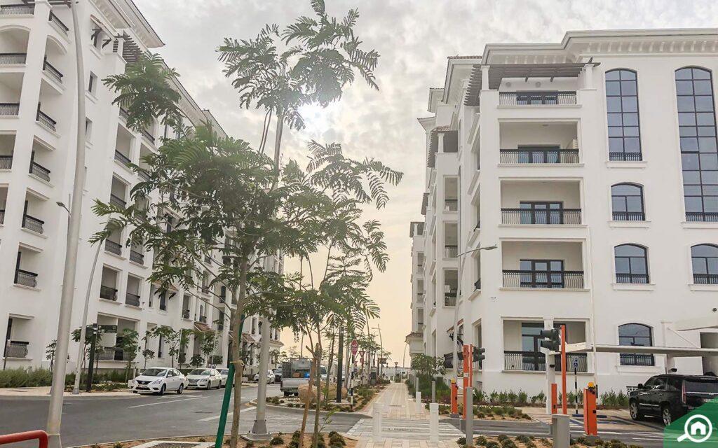 Yas Island apartments