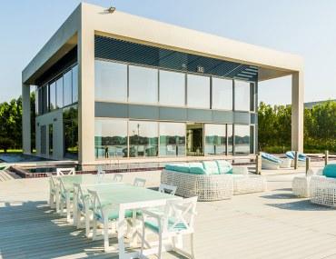 Stunning 4-Bed Villa in Nurai Island Abu Dhabi